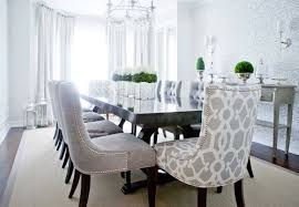 nailhead dining chairs dining room. Amazing Nailhead Dining Chairs Canada Furniture Round Back For Tufted With Nailheads Modern Room I