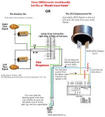 2 pin flasher relay wiring diagram Flashers For Automotive Wiring Diagrams flasher wire diagram flasher auto wiring diagrams online Turn Flasher Diagram