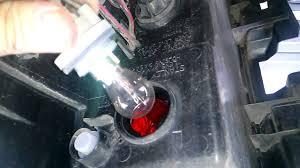 2008 Chevy Equinox Brake Light Replacement Replacement Of Tail Light In Chevy Equinox Easy