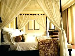 Canopy Bed Curtains Target Decorating With Plants Inside The House ...