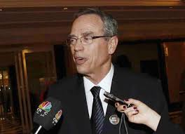 Joe Oliver and Flaherty shared views on national securities regulator