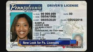 Real Changes Not To 6abc Pennsylvania com Compliant Driver Licenses Id