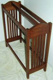 wooden blanket rack where to a quilt rack hand crafted new solid cherry wood mission