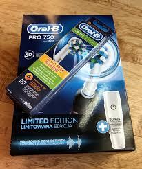Обзор от покупателя на Электрическая <b>зубная щётка</b> Oral-B 750 ...