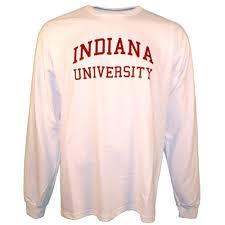 Gelscrubs Sizing Chart Longsleeve White Indiana University T Shirt