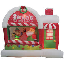 4 up christmas inflatables outdoor christmas decorations