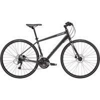 Cannondale Quick 5 Disc Hybrid Bike 2018 Nearly Black 379 99