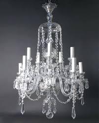 old chandelier