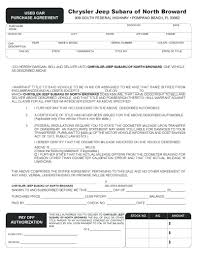 Template Product Purchase Agreement Template Contract Product