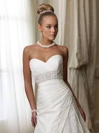 Beaded Waist Band Wedding Dresses The Wedding Specialiststhe