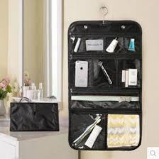 10pcs waterproof toiletry travel bag makeup cosmetic organizer folding hanging kit closure usefull e saving portable and nice design