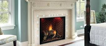 what is a direct vent fireplace direct vent gas fireplace installation cost