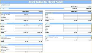 Easy To Print Wedding Budget Worksheet For Download Excel