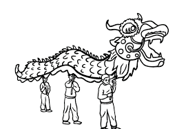 Small Picture Printable Chinese New Year Coloring Pages New Year Coloring