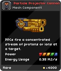 Barrage Heavy Mech Lb 10 X Ac Particle Projector Cannon