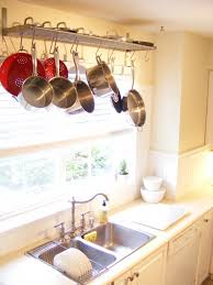 Kitchen Pot Rack Kitchen Pot Rack Over Sink Kitchen With Pot Rack Kitchen Ideas