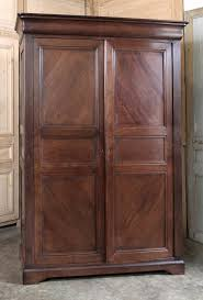 armoire authentic style beau free wardrobe closet plans how throughout