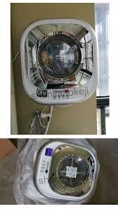 Tường Nhỏ Loại Tự Động Của Trống Colthes Máy Giặt Máy Giặt Mini Máy Treo  Tường Treo Lồng Máy Giặt 220V Food Processors