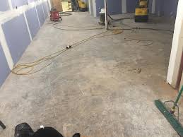 Cement Kitchen Floor Commercial Kitchen Epoxy Floor In Middletown Ct Diamond Kote