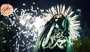 """عارضة الأزياء السعودية باربي نجد تتعرّى للإحتفال بـِ""""اليوم الوطني السعودي""""!    وطن يغرد خارج السرب"""