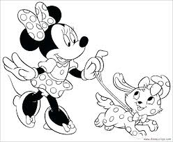 Minnie Mouse Color Pages Mouse Coloring Pages Mouse Coloring Sheet
