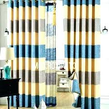 yellow striped curtains royal blue and yellow curtains horizontal striped linen curtains blue and yellow curtains yellow striped curtains