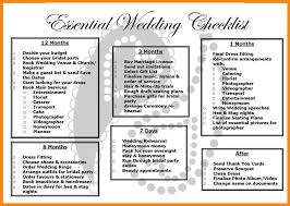 wedding checklist templates wedding checklist printable best resumes
