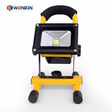 <b>10W</b> rechargeable led floodlight Portable lantern Led Work Light ...