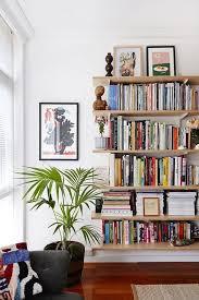 the best little apartment bookshelves