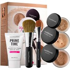 bareminerals up close beautiful 30 day plexion starter kit featuring polyvore beauty s gift sets kits brush bare es a