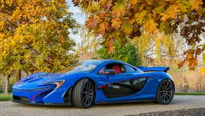 Proceeds from the Sale of This Rarefied McLaren P1 to Profit ...