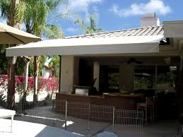home patio bar. Retractable Awning Over Patio Bar Countertop Home S