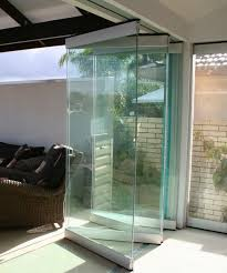 high quality 10mm 12mm tempered glass for folding door glass bullet proof sliding bifold glass