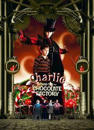 Charlie et la chocolaterie (2005) - L'Etrange Monde de monsieur Burton |  Charlie et la chocolaterie, Film tim burton, Chocolaterie