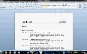 cover letter template making resume in word cover letter stunning how to makemaking resume in word filler cover letter