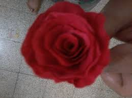 How To Make Rose Flower With Tissue Paper How To Make Rose Flower With Paper Magdalene Project Org