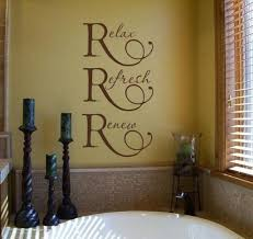 Best Wall Decor For Bathroom Ideas On Pinterest Bathroom
