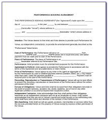 Every business book you read will tell you that you need a contract for every client and every project. Artist Booking Contract Template Vincegray2014