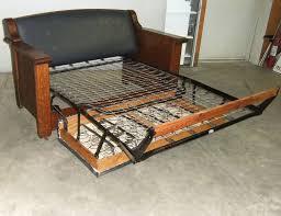 oak sofa antique sofa vintage bed