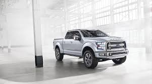 Ford Atlas Concept Showcases the Future of Pickup Trucks
