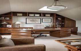 modern home office desk. Lovely Luxury Home Office Design - #418 Modern Desk