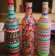 Decorative Wine Bottles Ideas DIY Wine Bottle Projects And Ideas You Should Definitely Try 5
