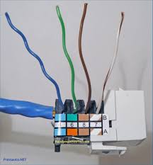 cat5e cable wiring diagram phone jack cat5e free engine how to wire a phone jack for dsl at Wiring Diagram For Telephone Jack