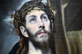 32b christ carrying the cross close up el greco 1580s robert lehman collection new york metropolitan museum of art