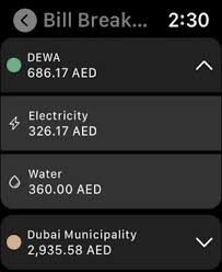 If you are paying your credit bill online through net banking, you simply need to register your credit card with your bank. Dewa On The App Store