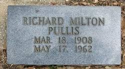 Richard Milton Pullis (1908-1962) - Find A Grave Memorial