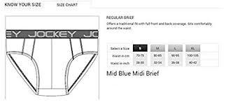 Jockey Mens Slub Briefs_multi Coloured Amazon In Clothing