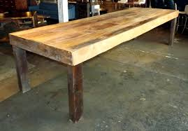 Growth Tables Custom Old Growth Yellow Pine Farmhouse Table