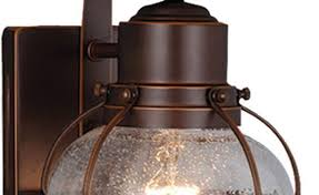 interior architecture fascinating nautical outdoor lighting in vaxcel ow21861bbz ham burnished bronze finish 7 25