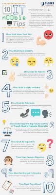 10 Commandments Chart The 10 Commandments For N00b It Professionals